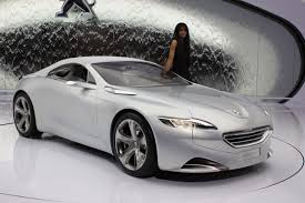 peugeot auto 5 by peugeot and sr1 concept revealed at 2010 geneva motor show