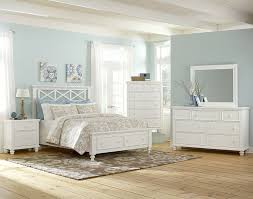 Queen White Bedroom Suite Amazon Com Virginia House Mcdowell Collection Garden Storage Bed