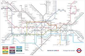 London Subway Map by London Underground Wedding Table Plan