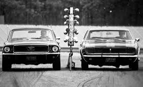 1967 camaro vs 1967 mustang 1968 tunnel port ford mustang vs chevrolet camaro z 28