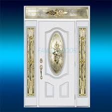 Glass For Front Door Panel by Stained Glass Front Entry Door With Side Panels Bing Images