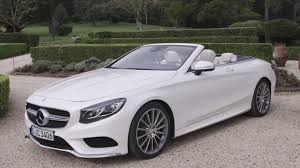 black diamond benz 2016 mercedes s500 cabriolet designo diamond bright white youtube