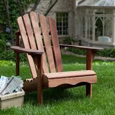 Wooden Adirondack Chairs On Sale Belham Living Richmond Deluxe Shorea Wood Adirondack Chair Hayneedle