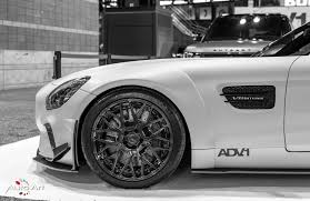 mercedes white the auto art gives the mercedes benz amg gts a new look adv 1 wheels