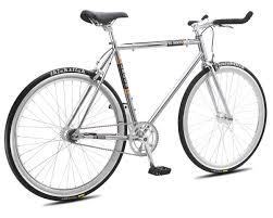 se racing 2016 lager single speed fixed gear road bike chrome