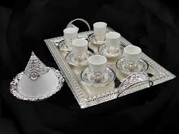 Orientalische Esszimmer Cay Set 8tlg Teetassen Set Orientalische Teetassen 6 Personen