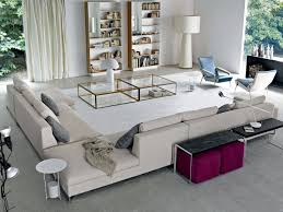 Sectional Sofa With Double Chaise 30 Best Ideas Of Huge Sofas
