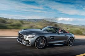 2018 mercedes amg gt roadster and gt c roadster first drive review