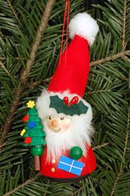 santa u0027s little helpers gnome christmas tree decorations adornare