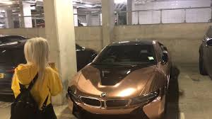 rose gold cars new rose gold bmw i8 youtube