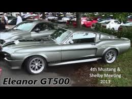 67 gt shelby mustang 1967 mustang shelby gt500 eleanor 408ci 500hp start s up
