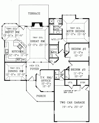 retro ranch house plans luxury ranch house plans with indoor pool nice single floor