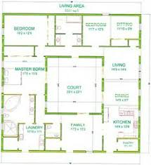 The House Plans Long Narrow House With Possible Open Floor Plan For The Home