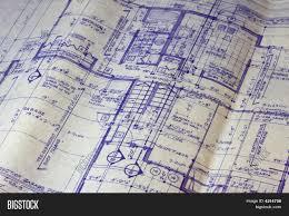 floor plan blueprint house floor plan blueprint image photo bigstock