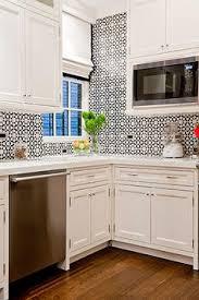 Moroccan Tile Backsplash Eclectic Kitchen Yellow And Blue Moroccan Tile Backsplash My Dream Abode