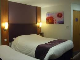 The King Size Bed In Family Room Picture Of Premier Inn - Premier inn family room pictures
