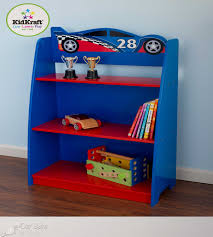great kidkraft racecar bookcase 17 about remodel white twin