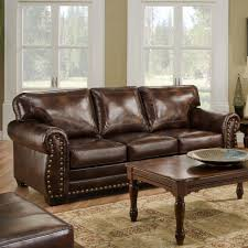 Black Leather Reclining Sofa Sofas Wonderful Linen Sofa With Nailheads Leather Sofa Covers