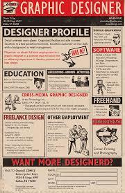 Advertising Resume 15 Cool And Creative Resumes Bored Panda