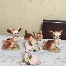 deer figurine ebay