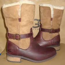 s ugg like boots ugg australia pernille chestnut leather and 50 similar items