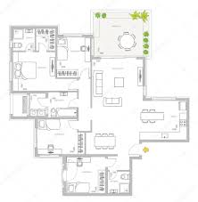 interior architecture plan u2013 modern house