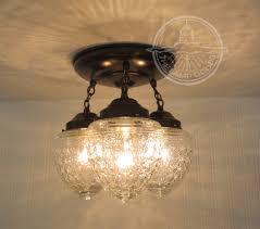island falls ceiling lighting fixture trio chandelier light