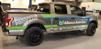 Fastest Ford Truck Alliance Autogas Mobilizes Vehicle Conversion Into Simple And