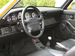 old porsche interior 1997 porsche 993 911 twin turbo s