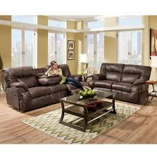 Blue Reclining Sofa by Reclining Sofas Franklin Furniture
