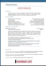 Example Of A Combination Resume by Resume Format 2017 16 Free To Download Word Templates