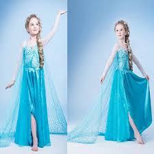 dress anak princess dress elsa dress anak anak snow