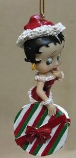 betty boop san francisco box company ornament