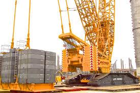 buckner companies heavylift cranes industrial rigging u0026 steel