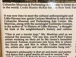 Little Havana Miami Map by Little Havana Tours With A Cultural Anthropologist U0026 Other Experts