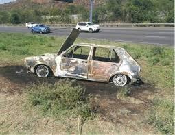 intelligence bureau sa found in burnt car daily sun