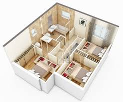 3d Office Floor Plan 3d Architectural Rendering Services Company 3d Architect Studio