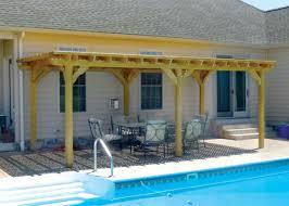 Span Tables For Pergolas by Gazebos Pergolas U0026 Pavilions Pine Creek Structures