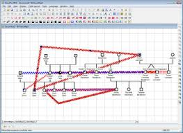 create family trees and genograms with genopro pcworld