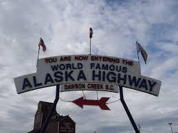 Flags Of The Wor Unterwegs Auf Dem Alaska Highway Travelinspired