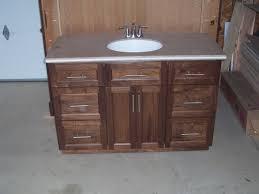 Dark Vanity Bathroom by Custom Bathroom Vanities And Wall Cabinets Jeffrey William