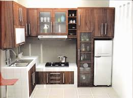 kitchen set interior design