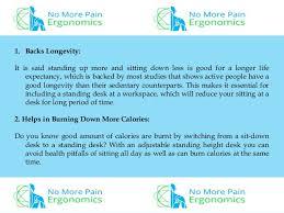 Standing Desk Health Benefits Benefits Standing Desk