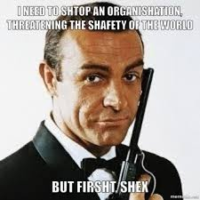 Sean Connery Memes - every sean connery bond film meme collection