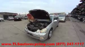 parting out 1998 lexus gs 300 stock 5263gr tls auto recycling