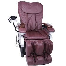 Whole Body Massage Chair Electric Full Body Massage Chair Recliner Stretched Foot Rest