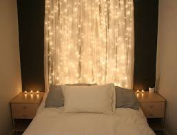 twinkle light curtains