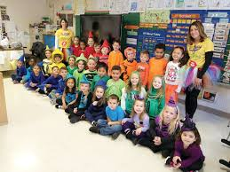 halloween spirit barnes students show halloween spirit rhodybeat