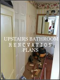 upstair bathroom renovation planning stonegable