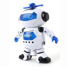 amazon com babrit kids electronic robot dancing robot smart space